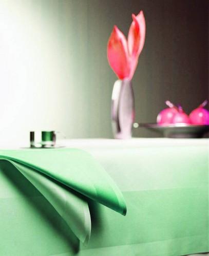 mitteldecke catering gr e 130x130 farbe lindgr n. Black Bedroom Furniture Sets. Home Design Ideas