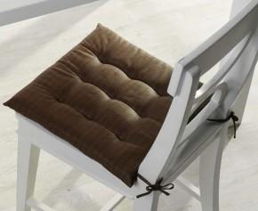 stuhlkissen sitzkissen gr e 40x40 eckig farbe rot. Black Bedroom Furniture Sets. Home Design Ideas